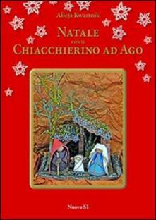 Winniearcher.com Natale con il chiacchierino ad ago Image