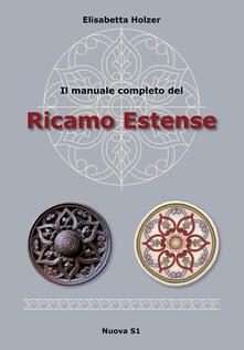 Radiospeed.it Il manuale completo del ricamo estense Image