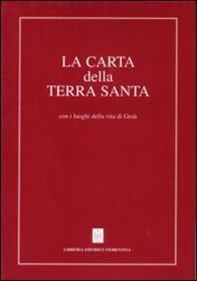Voluntariadobaleares2014.es Carta della Terra Santa con i luoghi della vita di Gesù Image