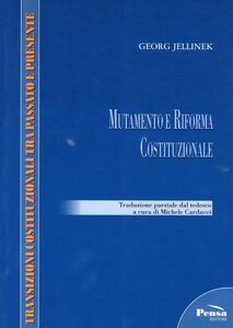 Mutamento e riforma costituzionale