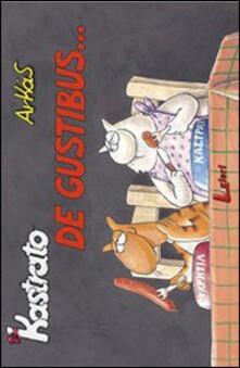 De gustibus. Vol. 4 - Arkas - copertina