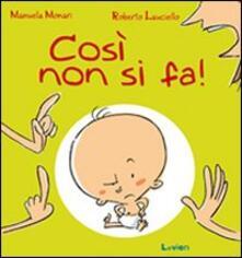 Ristorantezintonio.it Così non si fa! Image