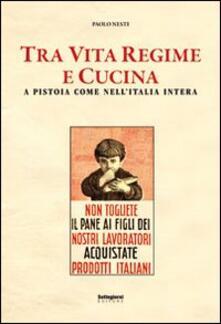 Equilibrifestival.it Tra vita, regime e cucina. A Pistoia come in Italia Image
