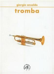 Tromba - Giorgio Ansaldo - copertina