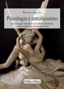 Psicologia e cattolicesimo - Rudolf Allers - copertina