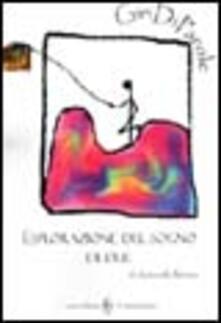 Esplorazione del sogno di due - Antonello Morea - copertina