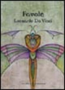 Favole - Leonardo da Vinci - copertina