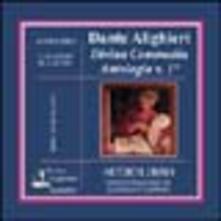 Divina Commedia. Audiolibro. CD Audio. Vol. 1