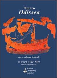 Odissea. Audiolibro. CD Aud...