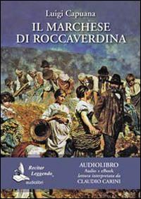 Il marchese di Roccaverdina...