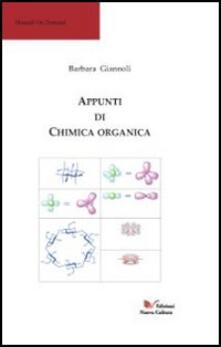 Appunti di chimica organica - Barbara Giannoli - copertina