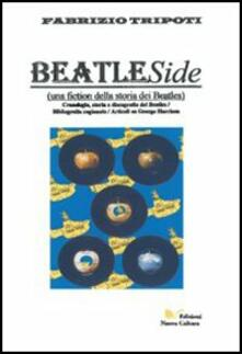 Beatleside - Fabrizio Tripoti - copertina