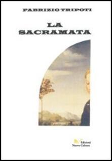 La Sacramata - Fabrizio Tripoti - copertina