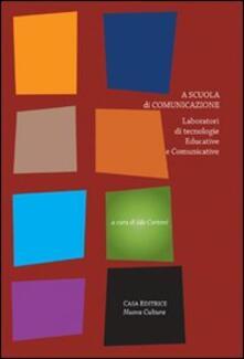 A scuola di comunicazione - Ida Cortoni - copertina