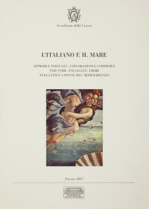 L' italiano e il mare. Percorsi di letture e immagini