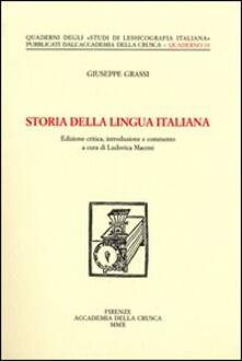 Storia della lingua italiana.pdf