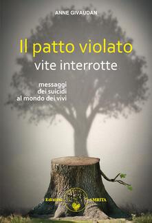 Writersfactory.it Il patto violato: vite interrotte Image