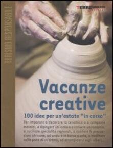 Antondemarirreguera.es Vacanze creative. 100 idee per un'estate «in corso» Image