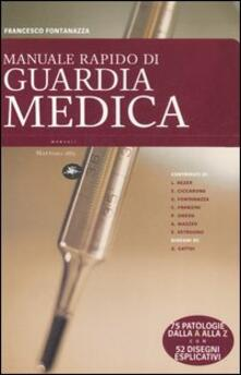 Warholgenova.it Manuale rapido di guardia medica Image