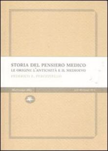 Grandtoureventi.it Storia del pensiero medico. Le origini: l'antichità e il Medioevo Image