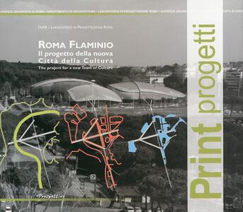 Roma Flaminio. Il progetto della nuova città della cultura-The project for a new town of culture
