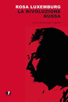 La rivoluzione russa - Rosa Luxemburg - copertina