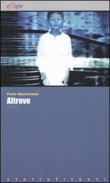 Altrove - Paolo Mastroianni - copertina