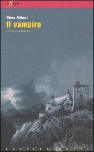 Il vampiro di piazza Cavagneria-La ricamatrice