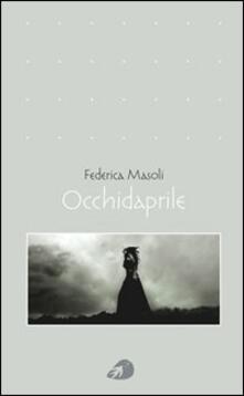 Occhidaprile - Federica Masoli - copertina