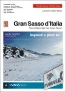 Winniearcher.com Gran Sasso d'Italia. Impianti e piste sci Image