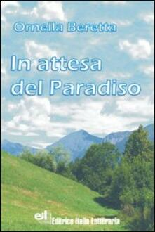 In attesa del paradiso - Ornella Beretta - copertina