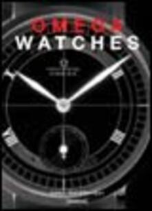 Omega watches - John Goldberger - copertina