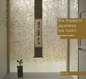 The modern japanese tea room