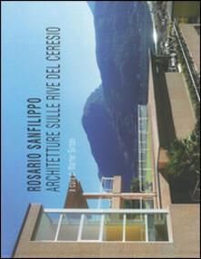 Rosario Sanfilippo. Architetture sulle rive del Ceresio - copertina