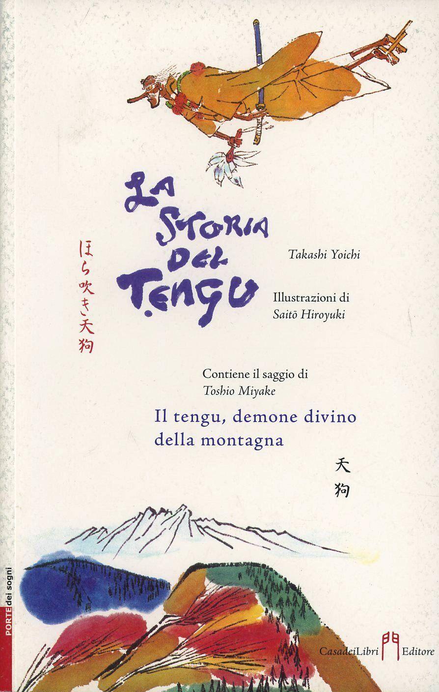 La storia del Tengu