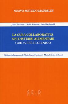 Voluntariadobaleares2014.es La cura collaborativa nei disturbi alimentari. Guida per il clinico Image