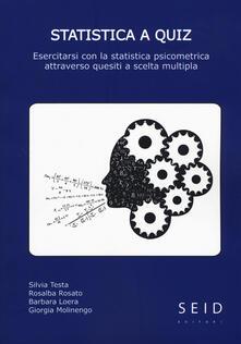 Amatigota.it Statistica a quiz. esercitarsi con la statistica psicometrica attraverso questiti a scelta multipla Image