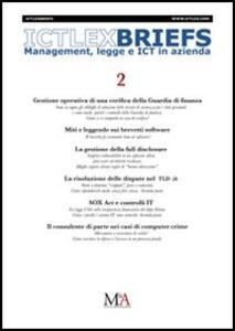 IctLexBriefs. Vol. 2