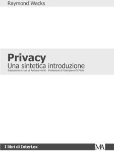 Privacy. Una sintetica introduzione