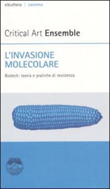 Filmarelalterita.it L' invasione molecolare. Biotech: teoria e pratiche di resistenza Image