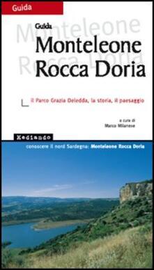 Monteleone Rocca Doria. Il parco Grazia Deledda, la storia, il paesaggio.pdf