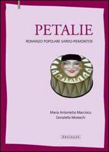 Petalie. Romanzo popolare sardo-piemontese
