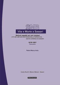Atti dei libri defunctorum della parrocchia di S. Caterina (1676-1837). Vol. 8