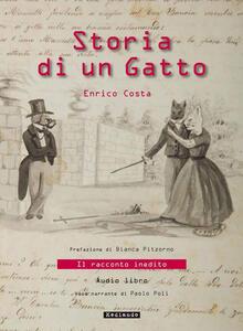 Storia di un gatto. Con e-book