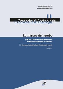Cefalufilmfestival.it La misura del tempo. Atti del 3° Convegno internazionale di archeoastronomia in Sardegna Image