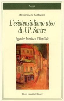 Daddyswing.es L' esistenzialismo ateo di J. P. Sartre Image