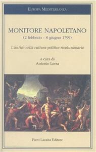 Monitore napoletano (2 febbraio-8 giugno 1799). L'antico nella cultura politica rivoluzionaria