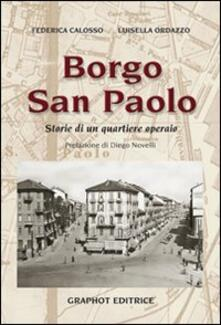 Lpgcsostenible.es Borgo san Paolo. Storie di un quartiere operaio Image
