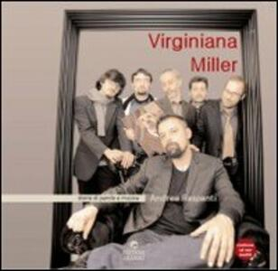 Virginiana Miller storie di parole e musica. Con CD Audio