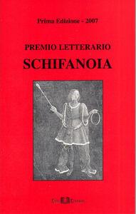 Premio letterario Schifanoia 2007
